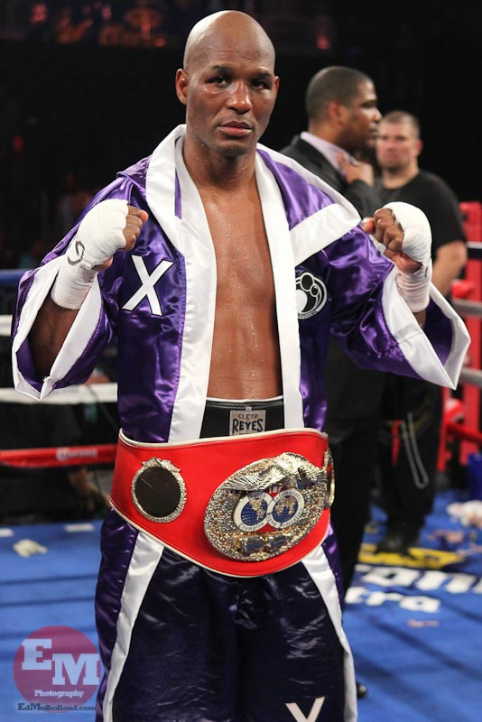 Boxing: Tavoris Cloud vs Bernard Hopkins
