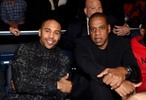 Andre Ward and Jay-Z