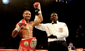 Boxing - IBF Welterweight Title - Kell Brook v Jo Jo Dan