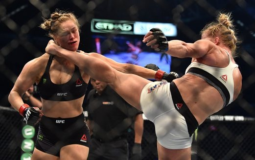 Why Boxing Fans Are Giddy Over Holly Holm's KO Over Ronda Rousey