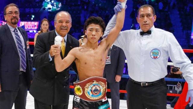 Naoya Inoue vs Warlito Parrenas English Commentary (WBO Super Flyweight 12/29/2015)