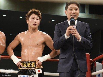 Inoue sparring