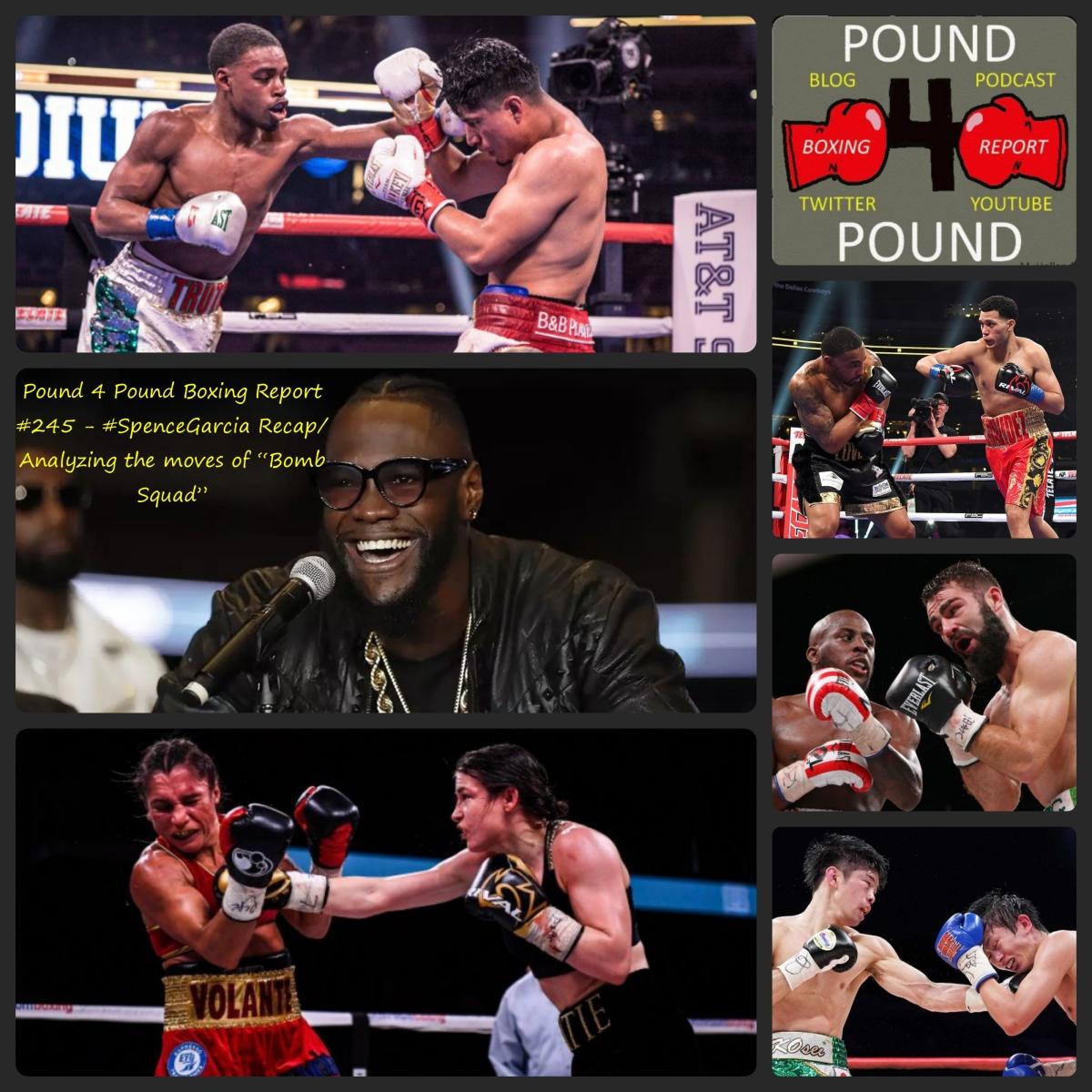 Pound 4 Pound Boxing Report #245